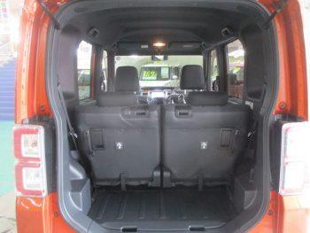ウェイク X SA ターボ 4WD