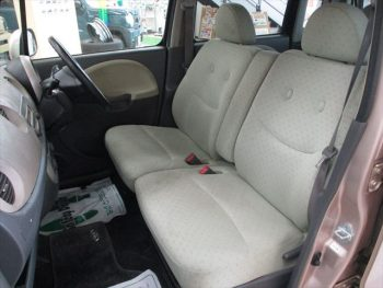 ムーヴラテ モユ 4WD