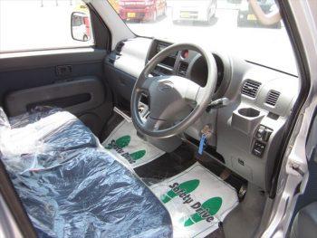 ハイゼットカーゴバン クルーズ 4WD