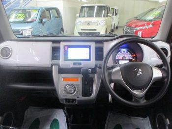 ハスラー Gターボ レーダーブレーキ 4WD