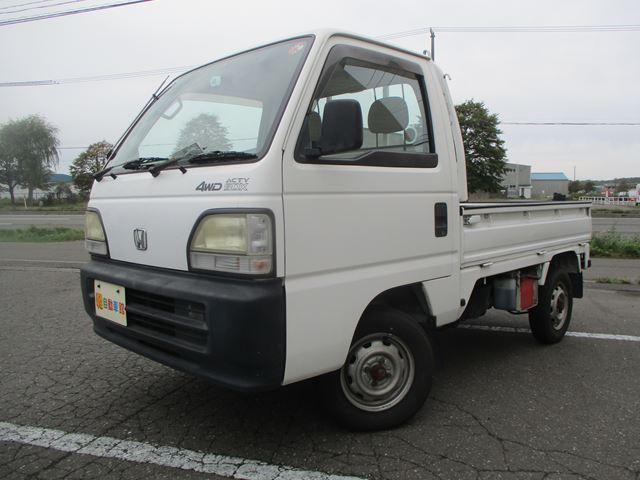 アクティトラック スーパーDX エアコン付 4WD
