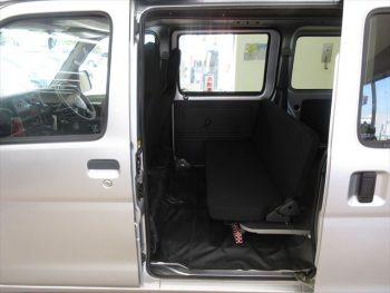 サンバーバン トランスポーター 4WD