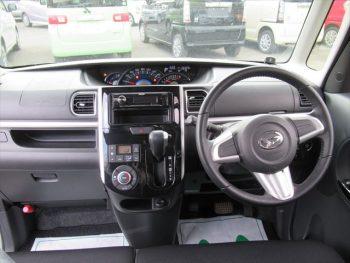 タントカスタム RS SA ターボ 4WD