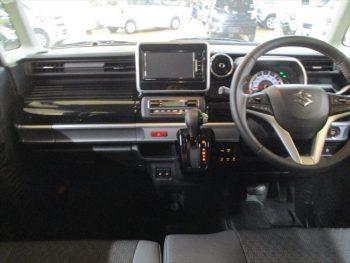 スペーシアカスタム ハイブリッドXSターボ 4WD