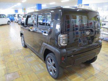 タフト Gターボ  未使用車 4WD