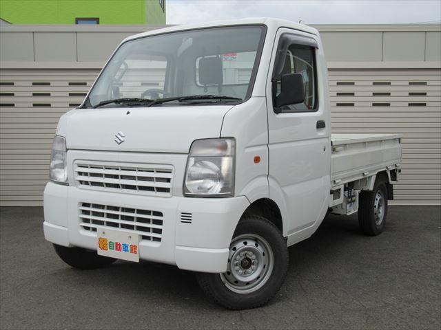 キャリイトラック KU エアコン・パワステ 4WD