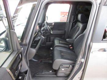N-BOXカスタム G EX ターボ ホンダセンシング 4WD
