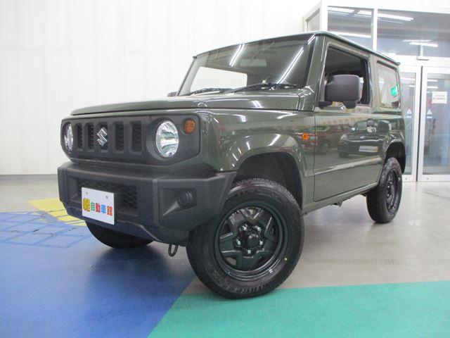 ジムニー XG 未使用車 4WD