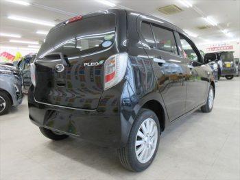 プレオプラス LA スマートアシスト ブラックエディション 4WD