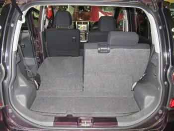 ミラカスタム X 4WD