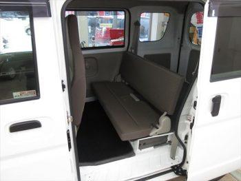 NV100クリッパーバン DX GLエマージェンシーブレーキパッケージ ハイルーフ 4WD