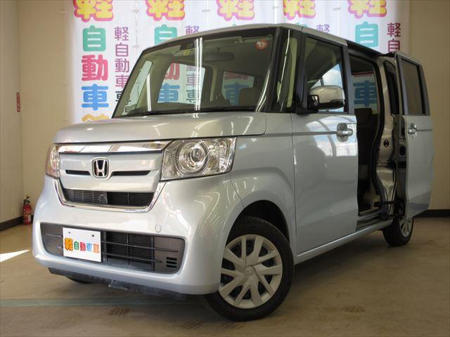 N-BOX Gホンダセンシング 4WD
