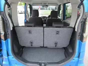 スペーシアカスタムZ デュアルカメラブレーキサポート装着車 4WD