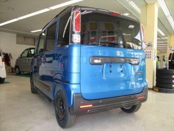 スペーシアギア ハイブリッド XZ 全方位モニター用カメラパッケージ装着車 4WD