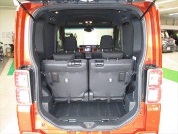 ウェイク G ターボ SAⅡ 4WD