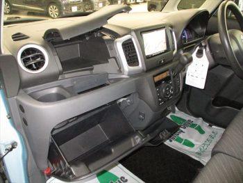 スペーシア G ハイブリッド 4WD