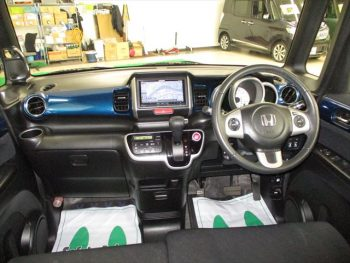 N-BOX+ G ターボ パッケージ 4WD