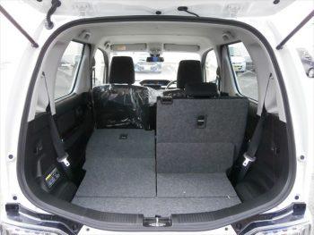 ワゴンRスティングレー ハイブリッドX デュアルセンサーブレーキサポート