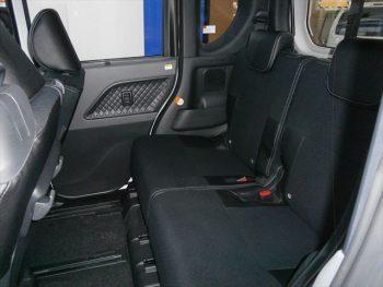 タントカスタム RS ターボ パノラマモニター パノラマパーキングアシスト 未使用車
