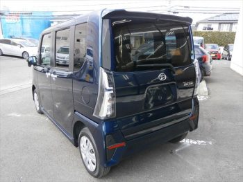タントカスタム L 4WD