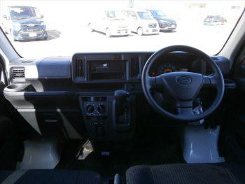 ハイゼットカーゴバン デラックスSAⅢ 4WD