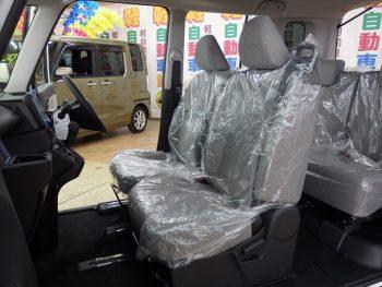 タント Xスペシャル  未使用車 4WD