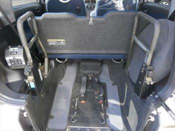 ムーヴ スローパー 福祉車両