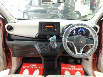 eKワゴン M 現行型 4WD