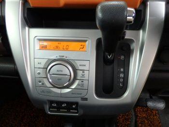 ハスラー X レーダーブレーキ 4WD