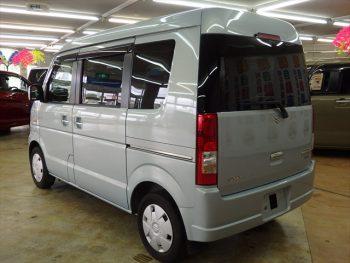 エブリイワゴン JP ターボ 4WD