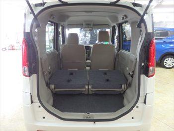 スペーシア G デユアルカメラブレーキサポート 4WD