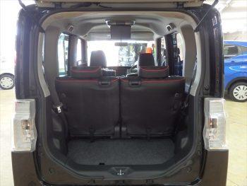 タントカスタム カスタムRS スマートセレクションSA  ターボ 4WD