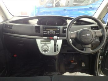 ムーヴカスタム X 4WD