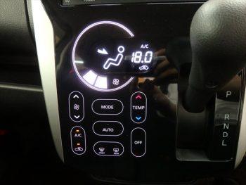eKカスタム T セーフティPKG  ターボ 4WD