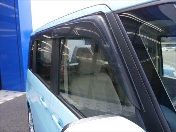 スペーシア X デュアルカメラブレーキサポート装着車