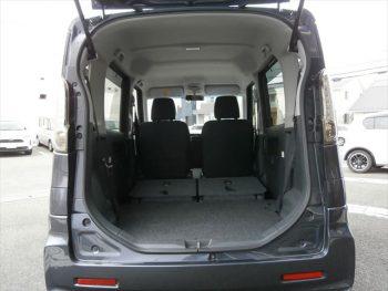 スペーシアカスタム GS スマートフォン連携ナビ装着車 4WD