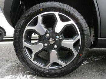 ハスラー Jスタイル スズキセーフティサポート 4WD 未使用車 ハイブリッド