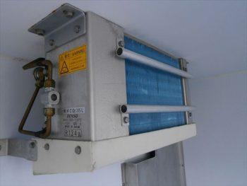ハイゼットトラック カラーアルミ 低温冷凍冷蔵庫 4WD