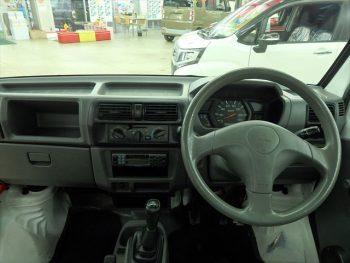 ミニキャブトラック エアコン パワステ 4WD