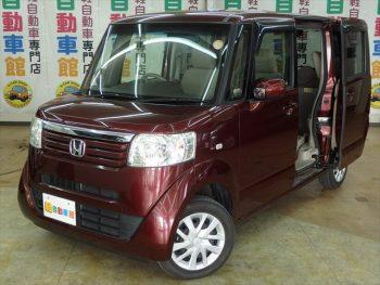 N-BOX+ G・Lパッケージ  車椅子仕様車  福祉車両 4WD