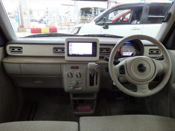 アルトラパン S全方位モニター用カメラパッケージ 4WD