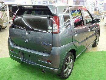 Kei ワークスベースグレード ターボ 4WD