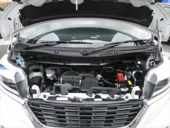 スペーシアカスタム ハイブリッドGS 衝突被害軽減ブレーキ非装着車 4WD