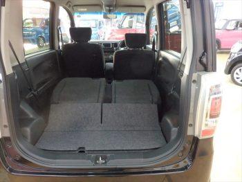 タントエグゼカスタム RS ターボ 4WD