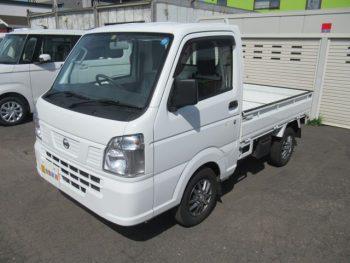 NT100クリッパートラック DX エアコン・パワステ 4WD