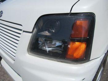 ワゴンR RR リミテッド ターボ 4WD